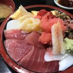 寿司富 - ちらし寿司