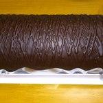 たかはし屋 ケーキもみの木 - チョコロールケーキ