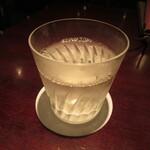 たけがみ 一轍蕎麦 - 冷酒「十水」