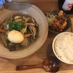 襷食堂 - 週替り定食:タイピーエン(¥770)