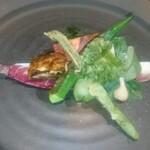 和N - Nサラダ 十人十色の調理と野菜