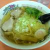 中華三昧 - 料理写真:あっさり中華そば大盛り