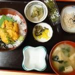 13176089 - ウニ丼780円