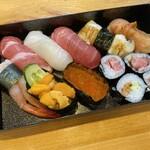 三朝寿司 - お寿司【テイクアウト】