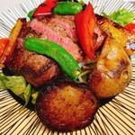 The四季處 飛来 - 国産牛のステーキ