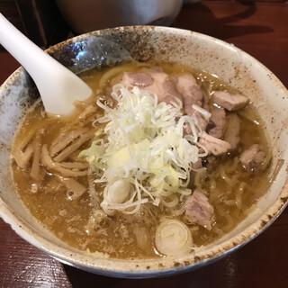 らーめん みかん - 料理写真:味噌¥850にチャーシュー増し¥300