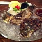 酒菜屋 蔵 - 岩牡蠣