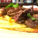 ビストロ アンプル 南欧食堂 - かいのみとフリット