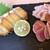 鶏匠 たけはし - 料理写真:鶏刺し3種