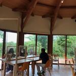 湖麺屋 リールカフェ - 内観写真: