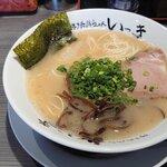 博多長浜らーめん いっき - 料理写真:ラーメン 650円