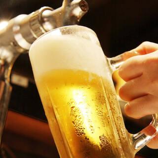 【単品飲み放題】※ご予約時、飲み放題時間を選択頂きます。