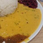 ポンガラカレー - 豆のカレー