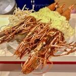 AB-kitchen - 天然海老フライ(特大 1尾2,650円×3)