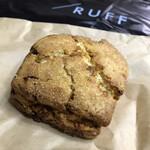 RUFF - スコーン ナッツキャラメリゼ