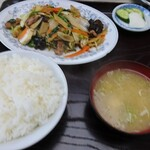 ふじみ食堂 - 料理写真: