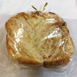 みつわベーカリー - メープルナッツ 1/4 包装時