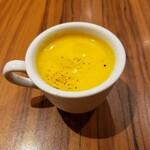 世界食堂Transit Table d'Or - 人参のスープ