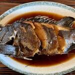 魚屋の磯料理 まるとし - メバルの煮付け(^^