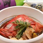 和料理 みね家 - 季節の鮮魚煮付け