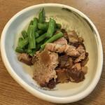 吉永鰹節店 - 料理写真:オリーブオイル漬かつお378円