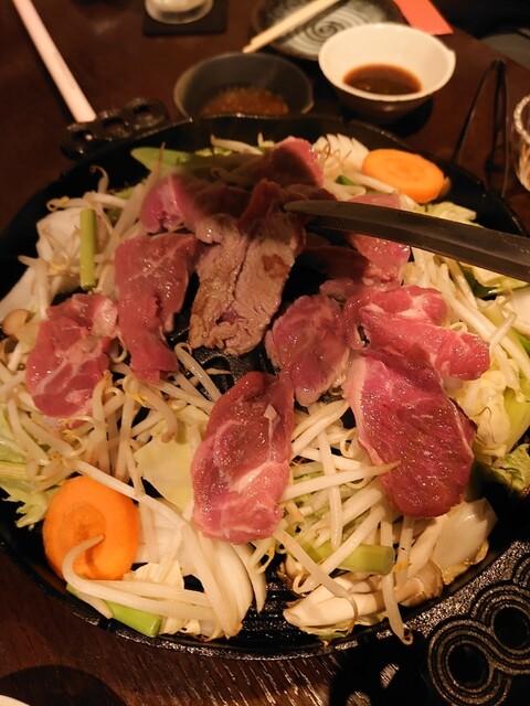 ジンギスカン専門店 Love Love Lambの料理の写真