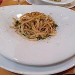 イタリア料理 B-gill - からすみのパスタ