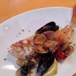 イタリア料理 B-gill - 料理写真:かさごのアクアパッツァ