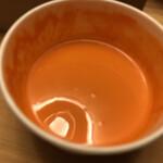 Chartro - 赤パプリカのスープ