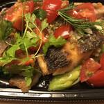 Chartro - 山口萩産イトヨリのポアレフレッシュトマトソース