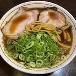 宮崎郷土料理どぎゃん - ストレート太麺