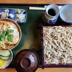 やぶ清 - 料理写真:かつ丼