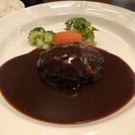 ochanomizuogawaken - 2020.6.9  ハンバーグステーキ レギュラー