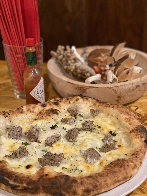 ピッツェリア モコの料理の写真