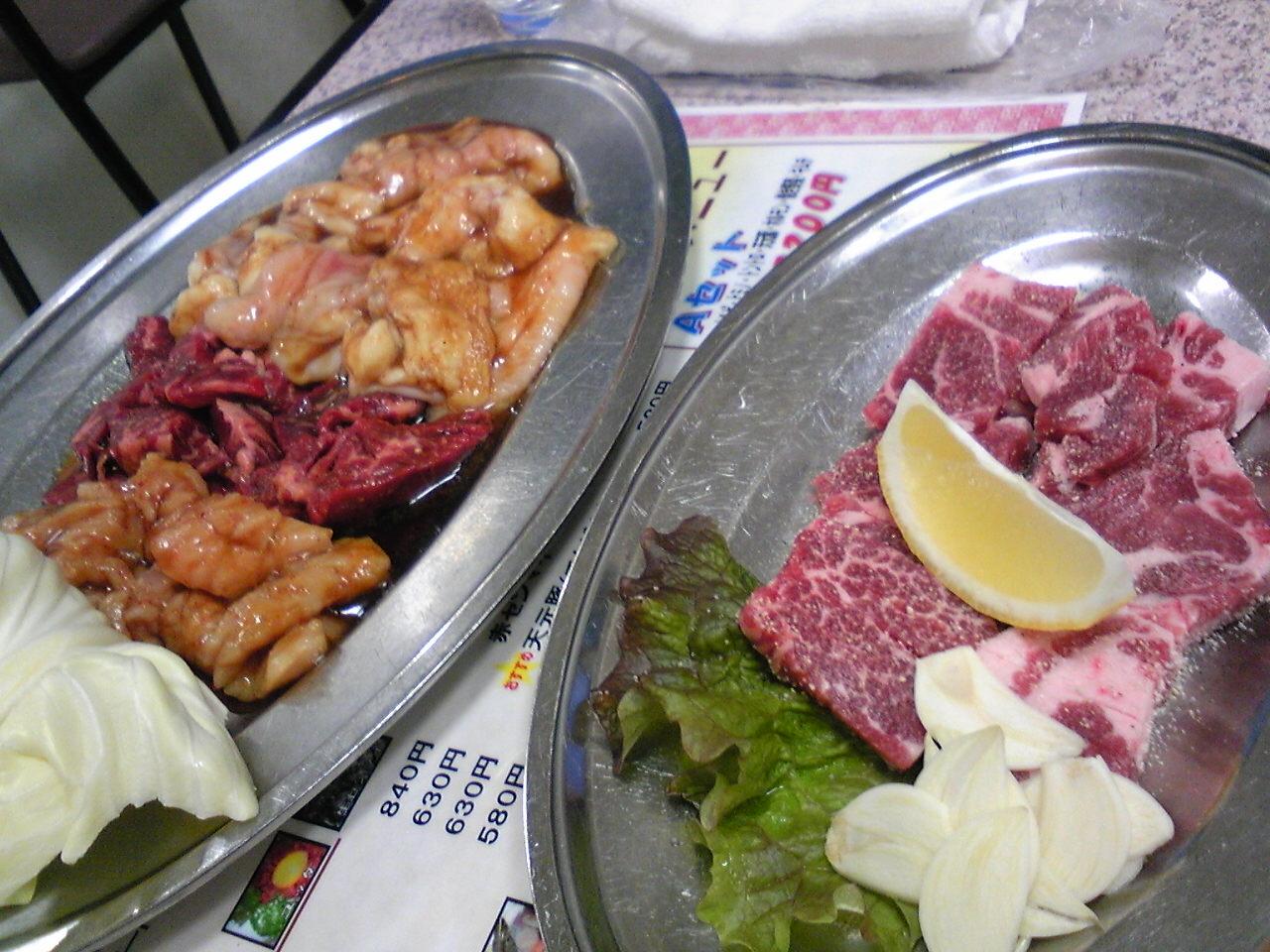 焼肉レストラン マルヨシ