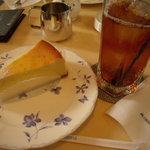 1318837 - ベイクドチーズケーキ