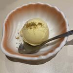 鮨所よし田 - アイスクリーム