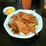 大昇楼 - 料理写真:レバー焼き