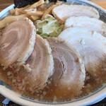 中華そば 雲ノ糸 - チャーシュー麺こってり