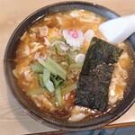 和光食堂 - かき玉うどん