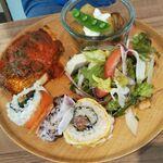 grill&deli LAVE - グリルプレートランチ