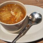 grill&deli LAVE - ランチスープ