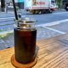 バン コーヒー バイロン ベイ - ドリンク写真:COFFEE(ICED)