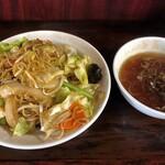 龍宝 - 料理写真:ソース焼きそば