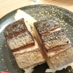 寿司虎 - 炙り鯖寿司