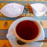 ガニュ・パン - 紅茶