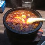 味覚 - 石焼麻婆刀削麺