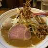 東京味噌らーめん 鶉 - 料理写真:味玉味噌らーめん