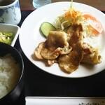 風見鶏 - 料理写真:日替りランチ