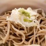 寿庵 - 料理写真:冷たいそば